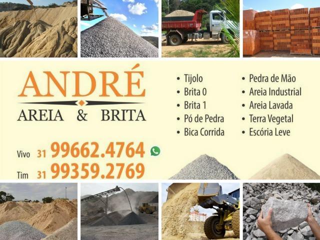Material De Construção - Direto da Jazida (Preço Justo e