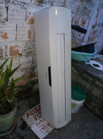 Peças para ar condicionados// placas, mores e etc//