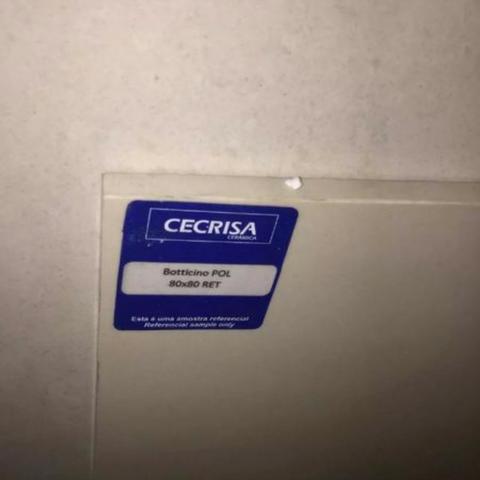 Cecrisa Porcelanato 80x80 3 Unidades 1,92m2 Piso Revestiment