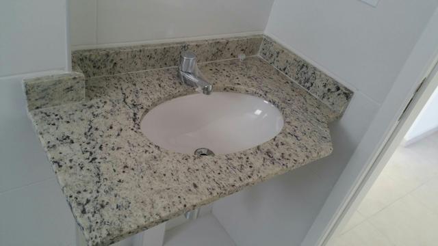 Pia para banheiro granito 75 x 50