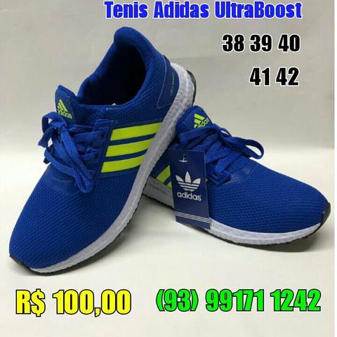 Adidas ultraboost promoção