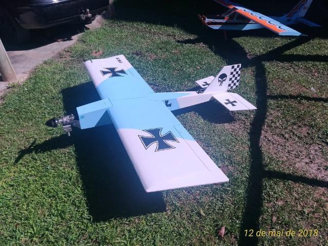 Aeromodelo stick