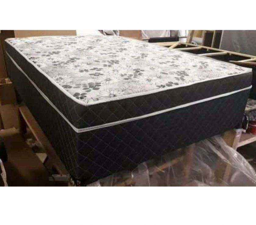 Cama Box Conjugado Ortopédica de Casal - Direto da Fábrica