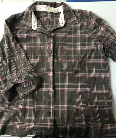 Camisa xadrez G