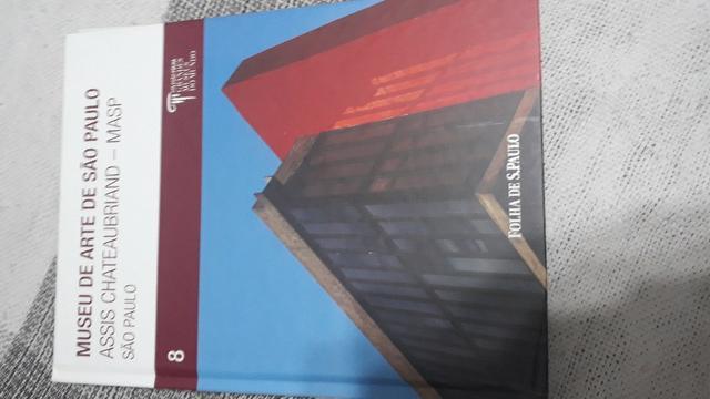 Coleção completa de Museus do Mundo