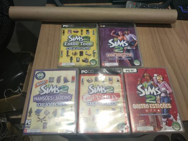 Para colecionador - The Sims 2