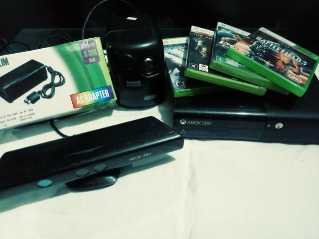 Vendo Xbox 360 original+ kinect