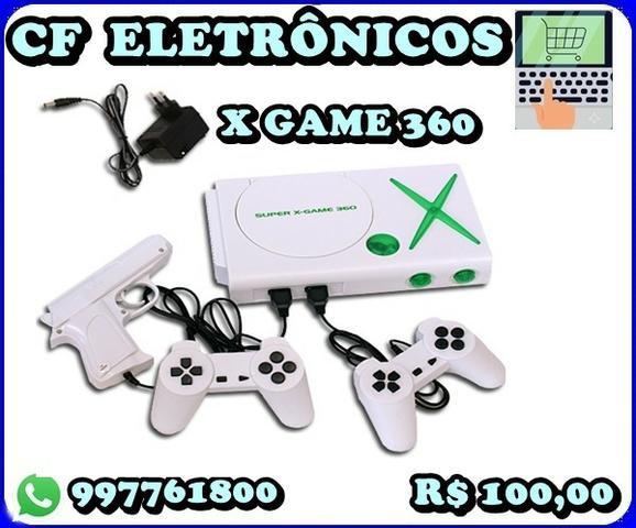 Video Game Retro X Game 999 Jogos 2 Controles