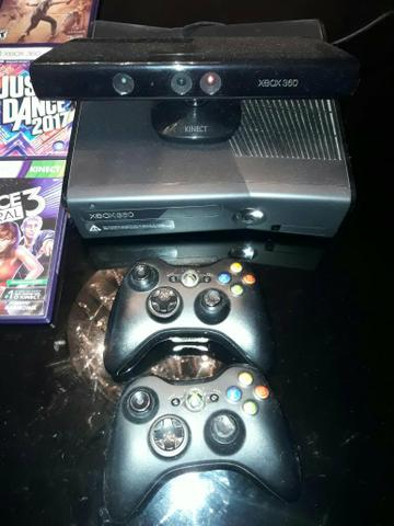 Xbox 360 kinect 500gb