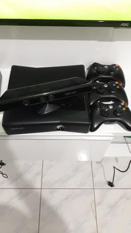 Xbox  gb completo desbloqueado