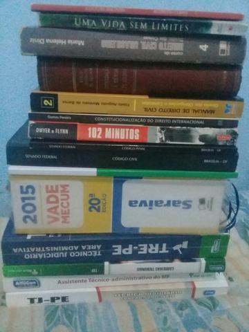 15 Livros preço unico
