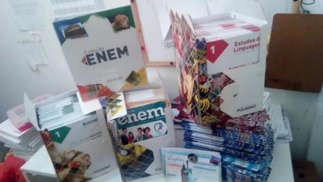Coleção Poliedro Enem - exclusivo Medicina Intensivão