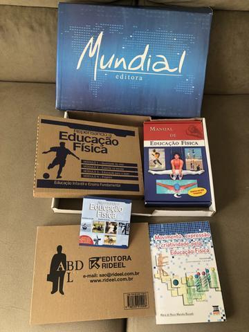 Coleção de Livros de Educação Física