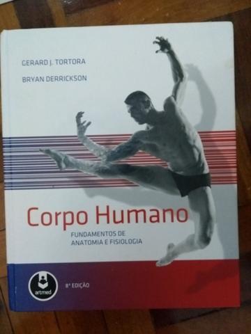 Corpo Humano Fundamentos de Anatomia e Fisiologia 8°