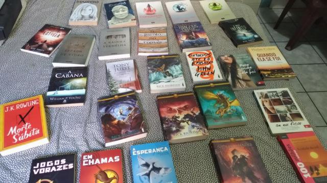 Desapego: livros a