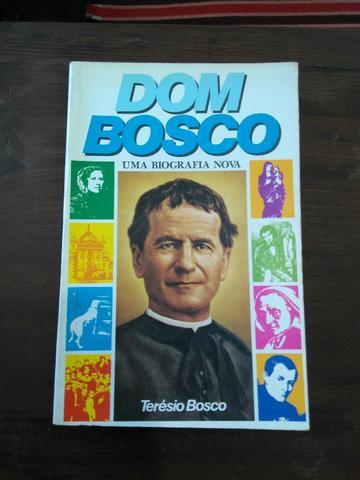 Dom Bosco - Uma biografia nova ed.  em ótimo estado
