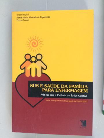 Livro SUS e Saúde da Família