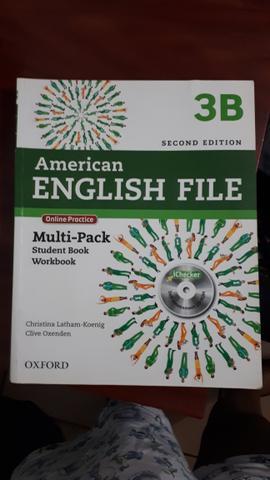 Livro de inglês - American english