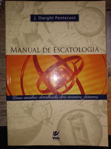 Lote de 7 livros de teologia por