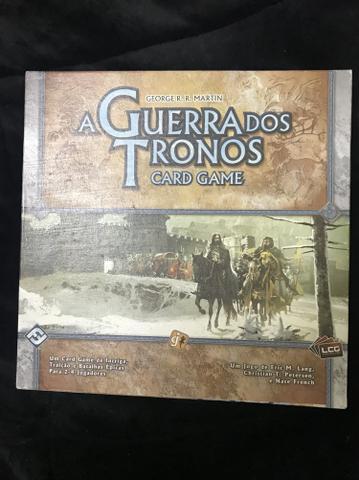 Game of Thrones Card Game GOT guerra dos tronos