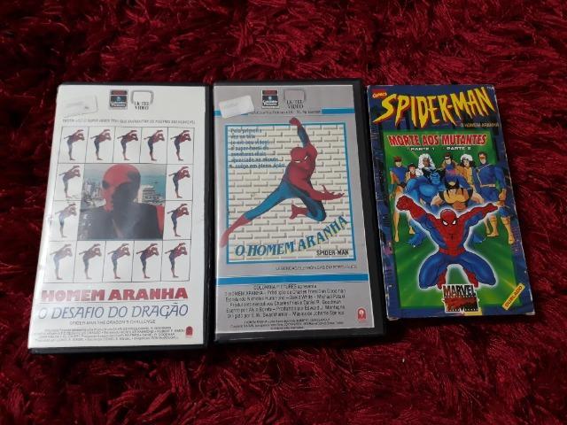 Homem Aranha - VHS