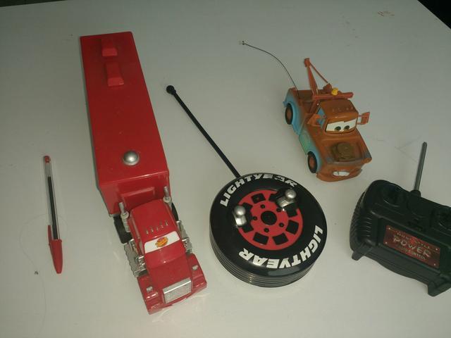 Venfo 2 brinquedos de controle remoto