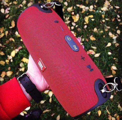 Caixa De Som JBL Xtreme Mini Bluetooth Super Potente FM