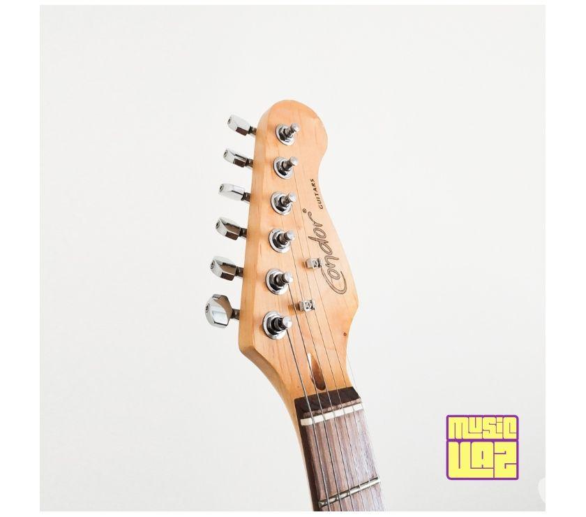 Guitarra Stratocaster Condor RX-20S Vermelha Excelente