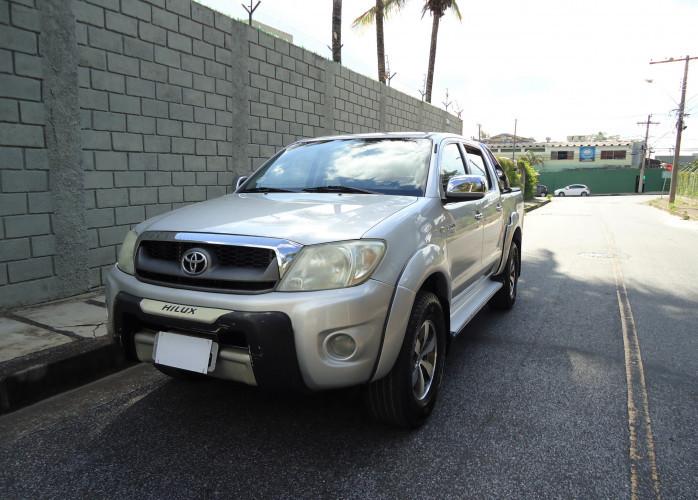 Toyota Hilux 2.5 Turbo Diesel 4x4 Cabine Dupla