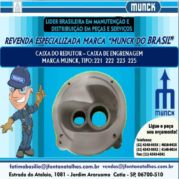 Bucha / copinho para mola de freio micro motor talha munck
