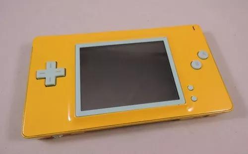 Carcaça Para Gameboy Macro (mod De Nintendo Ds Lite)