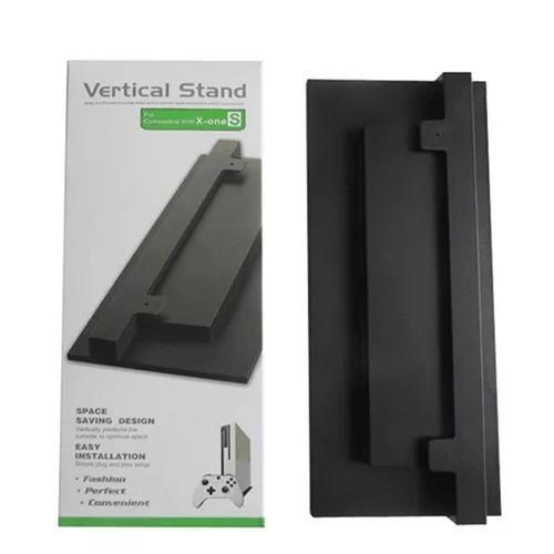 Fino Console Não Slip Suporte Vertical Base Para Xbox Um S