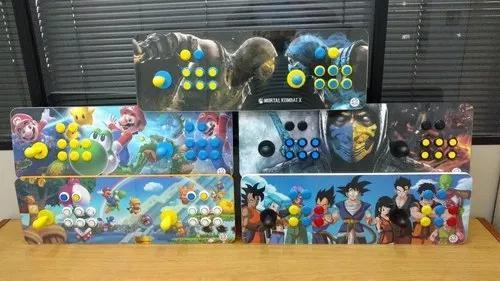 Fliperama Portátil Arcade Mais De 13 Mil Jogos Completo