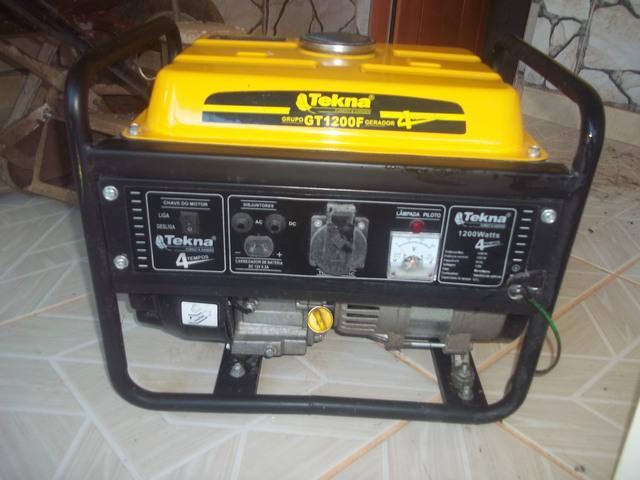 Gerador de Energia 1200wats Semi Novo