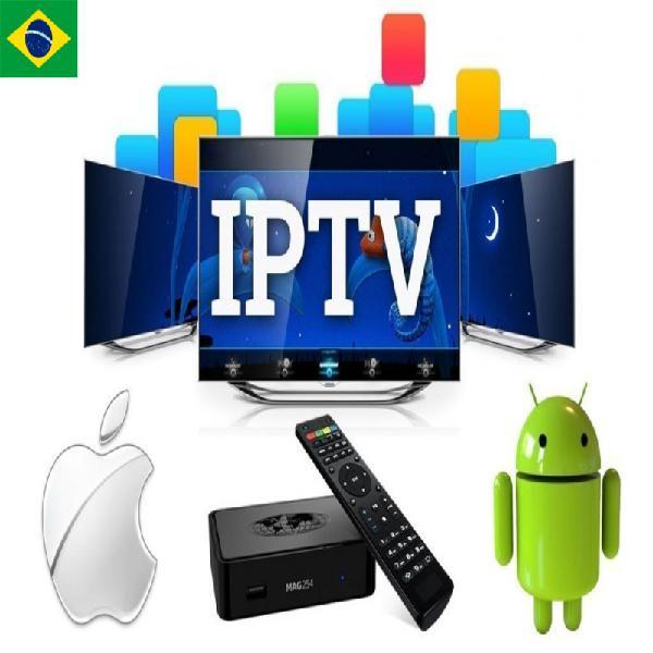 IPTV +500 CANAIS, FILMES E SERIES POR 28,99 MENSAIS