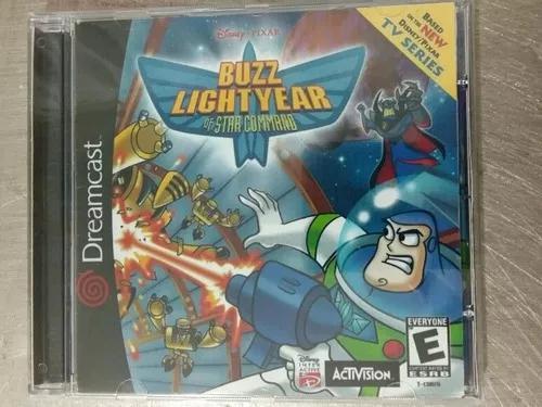 Jogo De Dreamcast Buzz Lightyear (Patch)
