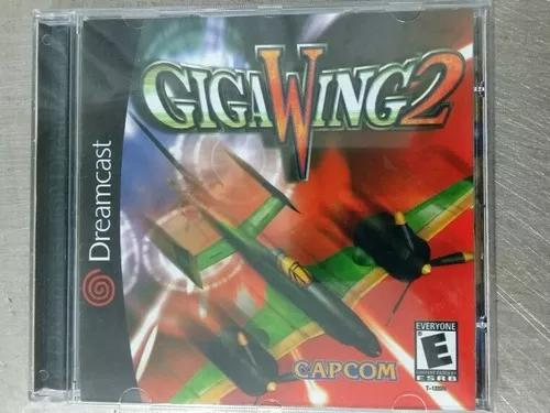 Jogo De Dreamcast Giga Wing 2 (patch)