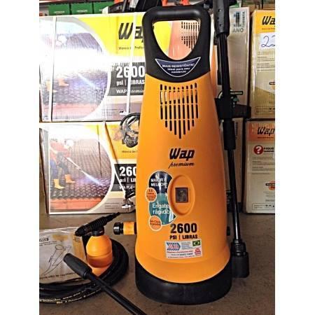 Lavadora De Alta Pressão Wap Premium 2600 PSI 1900 wats