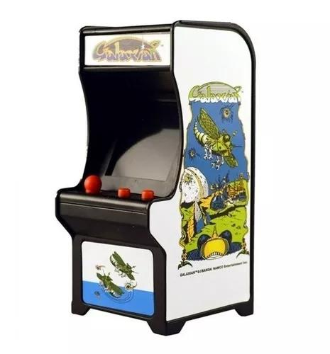 Mini Fliperama Tiny Arcade - Galaxian - Dtc