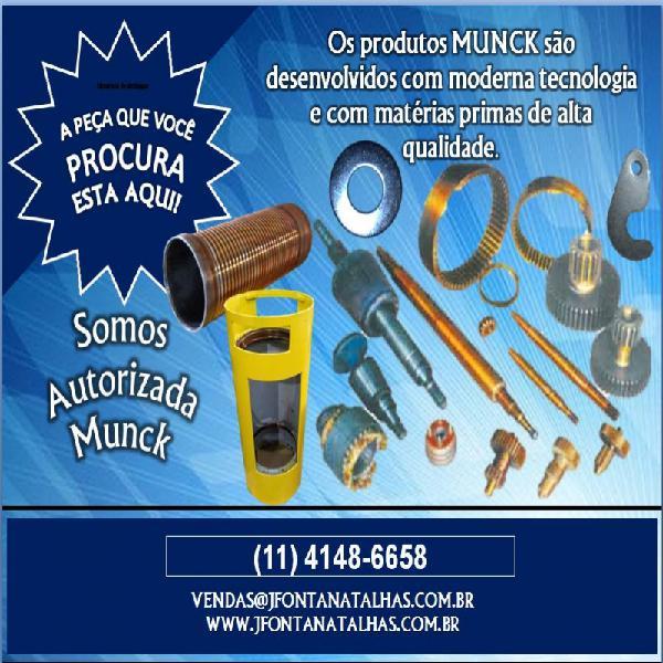 Mola de Freio Micro Motor Talha Munck 1141486658 Autorizada