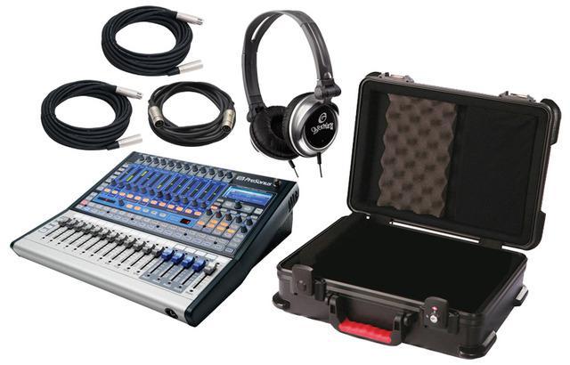 PreSonus StudioLive 16.0.2 16x2 Performance & Recording