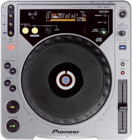 Vendo equipamentos Profissional para Dj (Pioneer CDJ 800 e