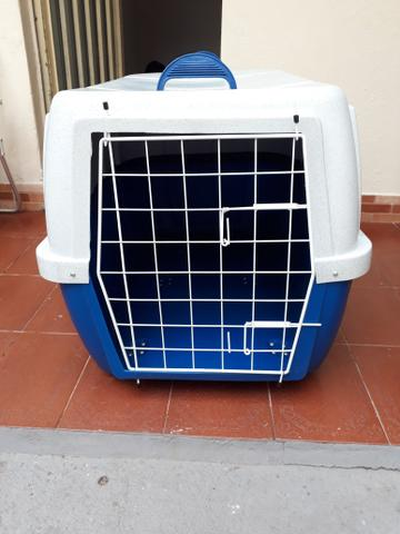 Caixa transportadora para cães CLICKNEW N°4
