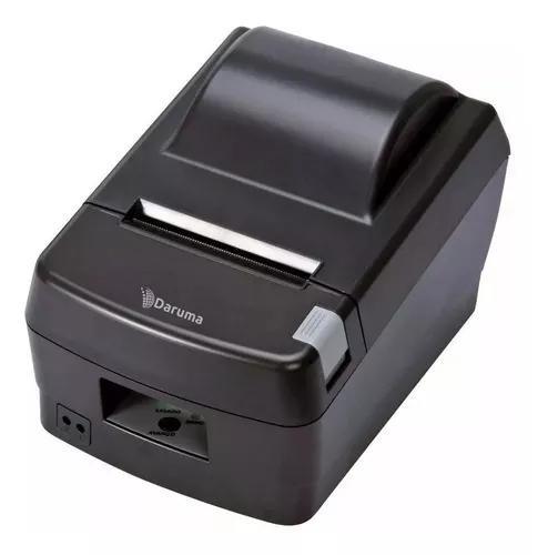 Impressora Daruma Dr800 H (serial E Usb) C/guilhotina