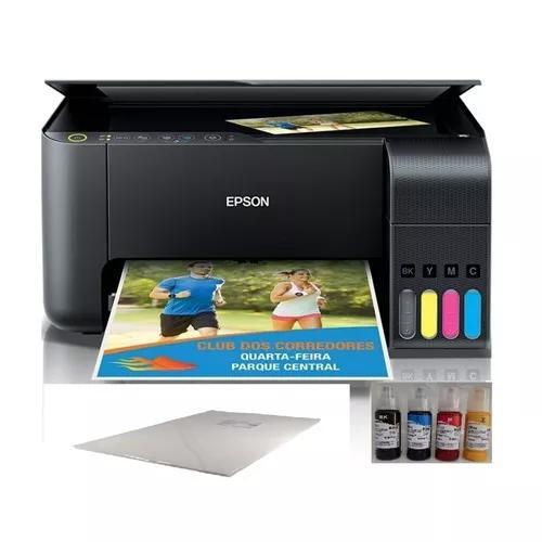 Impressora Epson L3150 Para Sublimação Caneca E Camiseta