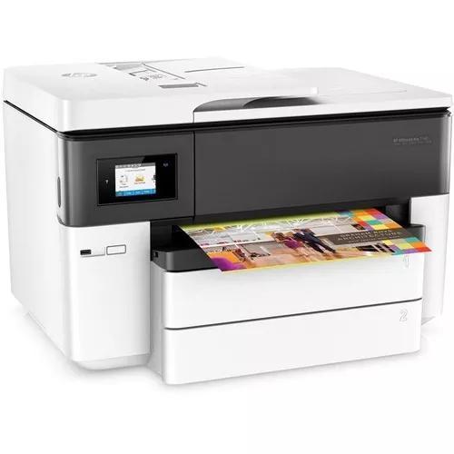 Impressora Multifuncional Hp Officejet Pro 7740 G5j38a