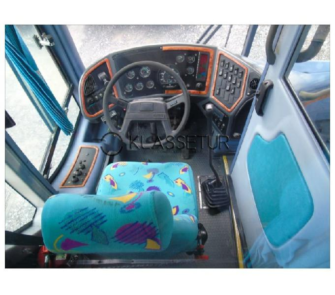 Onibus Mpolo Viaggio 1050 Volvo B7R 44 Lug.(COD.019)Ano 2001