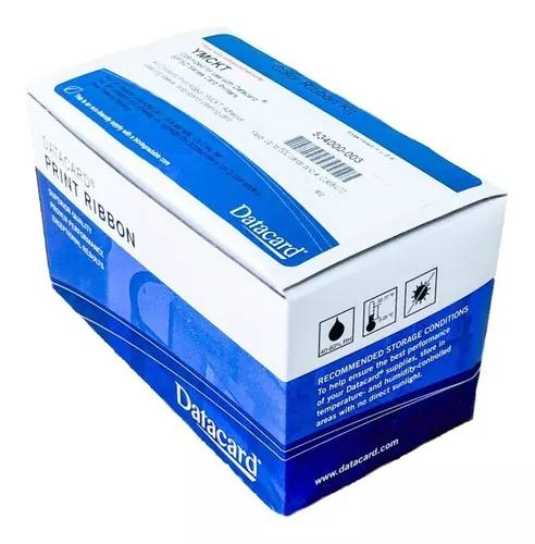 Ribbon Datacard Color Sd260/sd360/sp35 * 534000-003 500 Imp