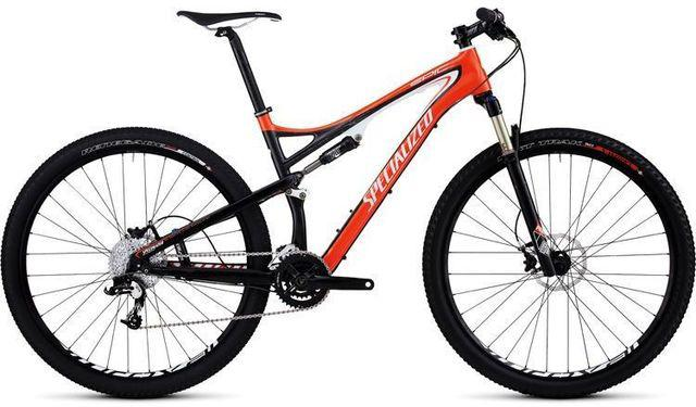 Venda -- 2013 Scott Scale 930 -- 2012 Specialized Epic Comp