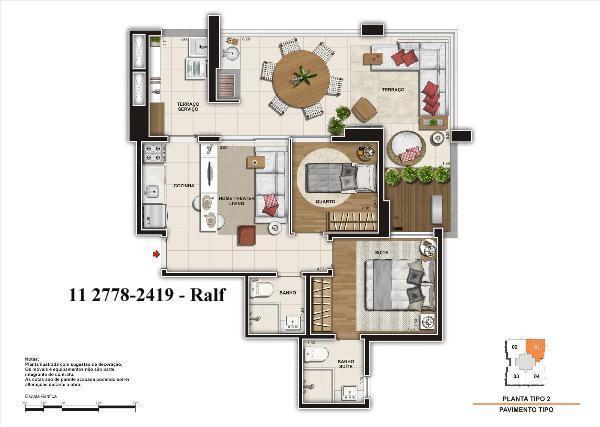 Villa 156 Apartamentos Vila Mariana